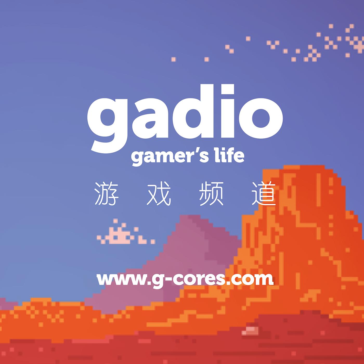 机核网 GADIO 游戏广播